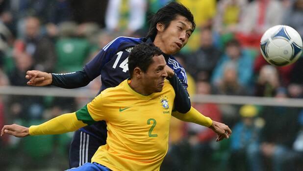 Brazil vs Japan 2013