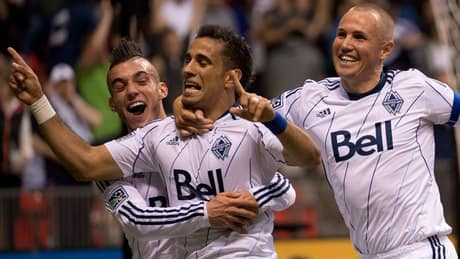 Camilo's 2 goals lead Whitecaps over Chivas USA