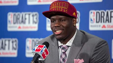News Archive » Top NBA pick Anthony Bennett s Toronto homecoming