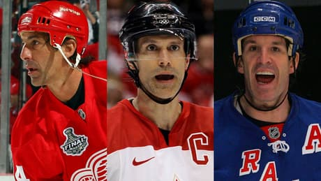 Chelios, Niedermayer, Shanahan top Hockey Hall of Fame inductees
