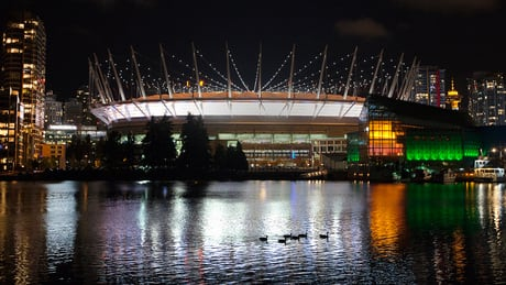 Canucks to host Sens at BC Place in 2014 NHL Heritage Classic