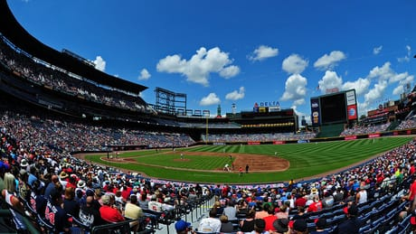 Man killed in stadium fall was lifelong Braves fan