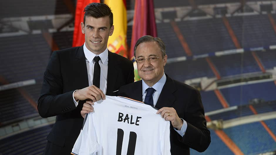 Dutch MPs claim Gareth Bales Real Madrid transfer was bogusly financed by bankrupt Bankia
