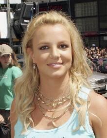 Britney Spears Candids 2005