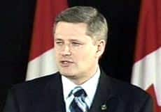 Prime Minister Stephen Harper won't confirm reports that RCMP and Canadian commandos played a role in the rescue of three Western peace workers held hostage ... - harper_stephen060323