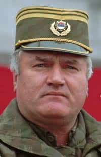 Fugitive Ratko Mladic is being sought by war crimes prosecutors