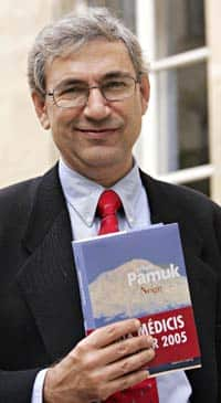 Orhan Pamuk is an outspoken author who has stood up for freedom of speech.