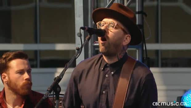 City and Colour's new album - CBC Player