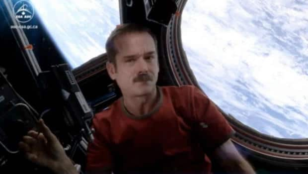 The National - Chris Hadfield readjusts to 'earthling' life