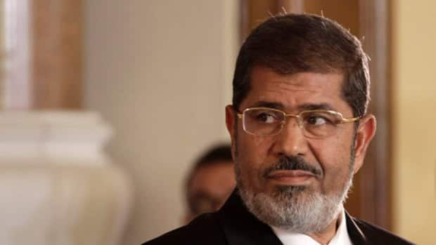 Egypt's deposed but defiant leader faces possibility of death penalty if convicted of inciting murder