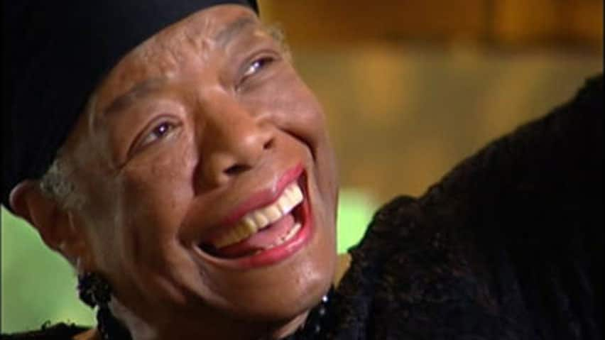 World-Famous Writer Maya Angelou Dead at 86