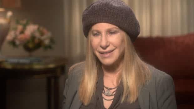 The National - Barbra Streisand Interview