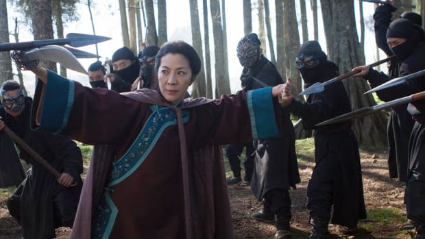 Film - Netflix deal to screen Crouching Tiger sequel slammed by theatres