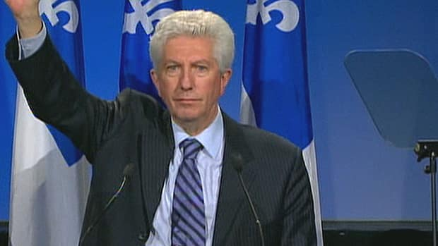 Politics - Gilles Duceppe's return to the Bloc