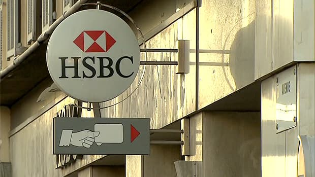 HSBC bank allegedly helped customers hide money