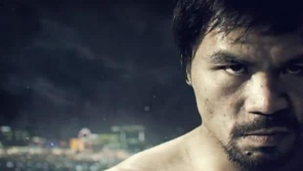 The National - Floyd Mayweather, Jr. and Manny Pacquiao set tp fight.