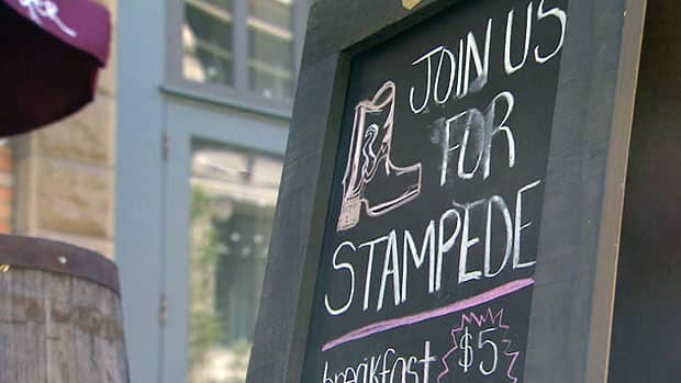 News - Calgary businesses pins hopes on Stampede