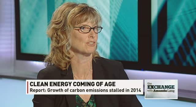 The Exchange with Amanda Lang - Global shift towards clean energy picking up steam, report says