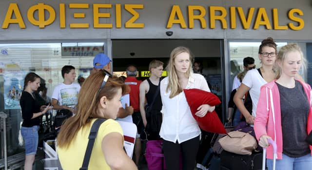 World - Is economic turmoil impacting travel to Greece?