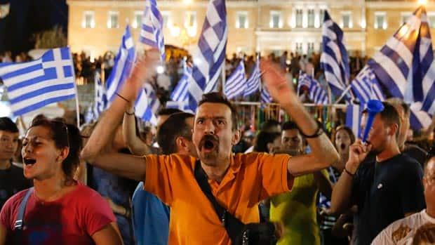 News - Economist on Greek austerity 'no' vote