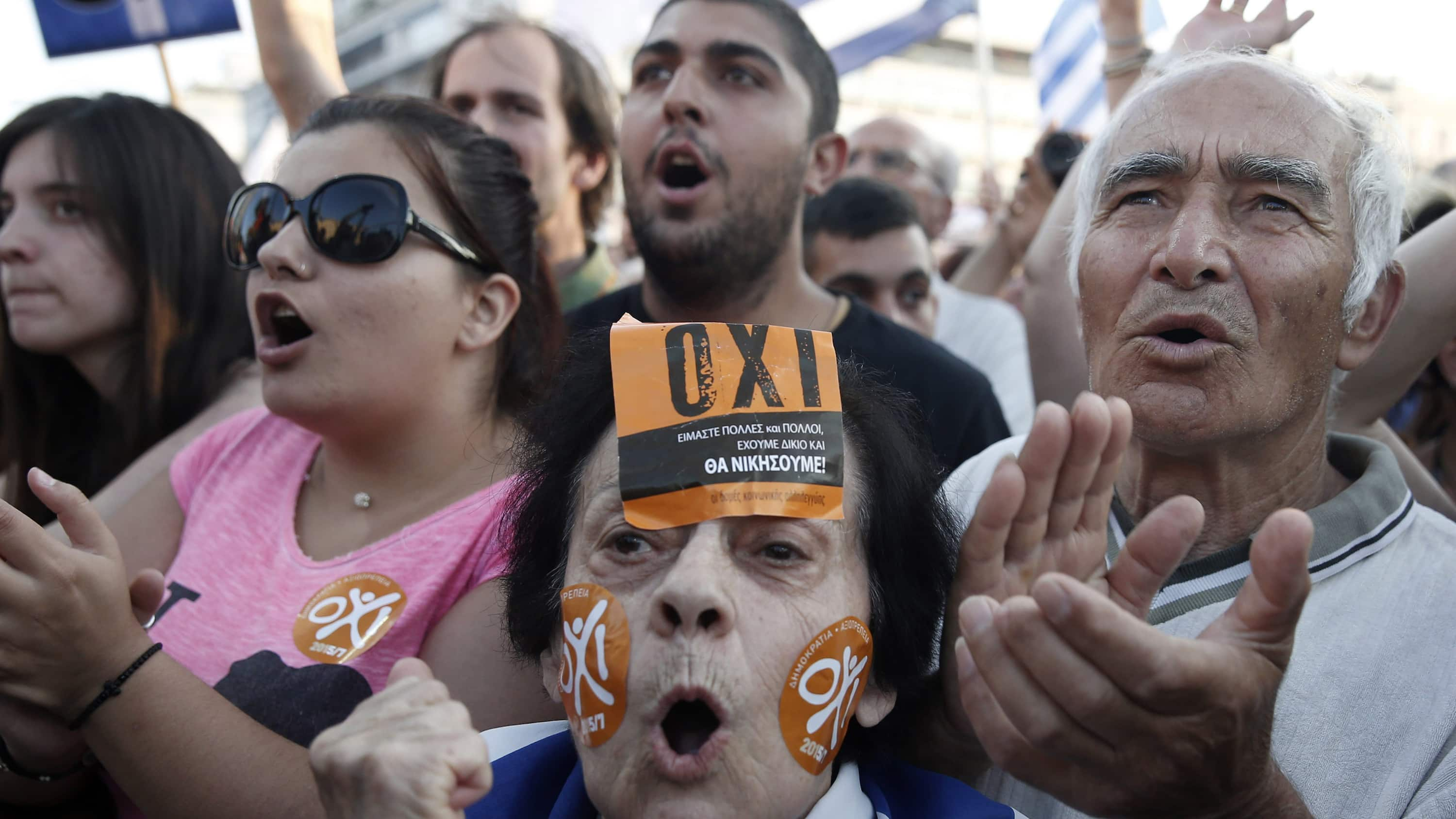 The National - Greeks face crucial vote