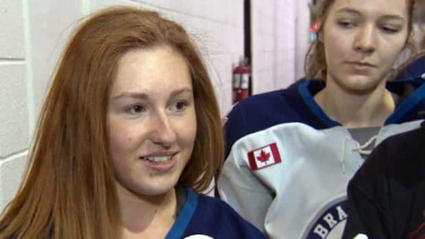 The National - Women's world hockey championship provides hope for young players