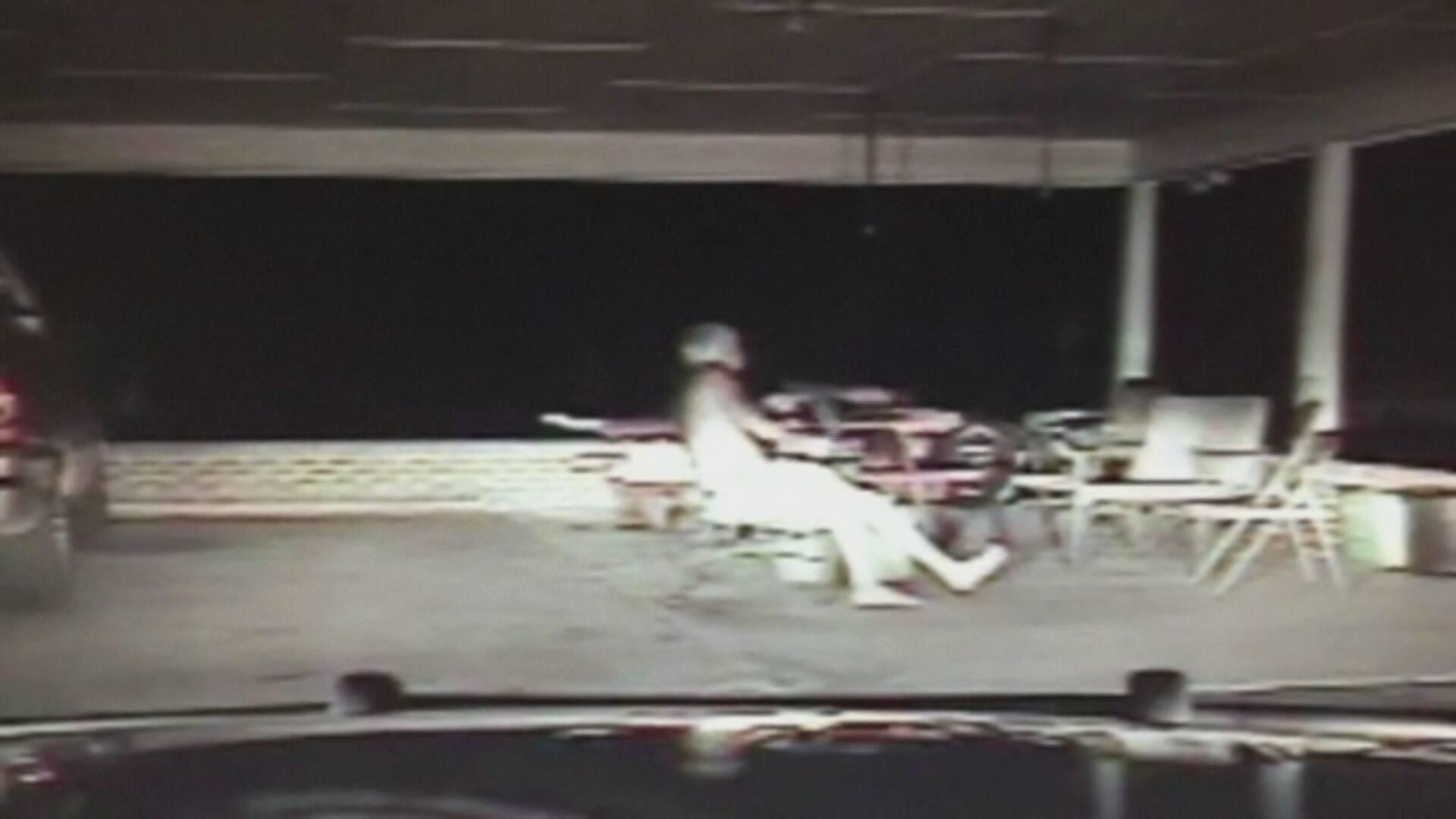 Must Watch - Dashcam captures gunfight