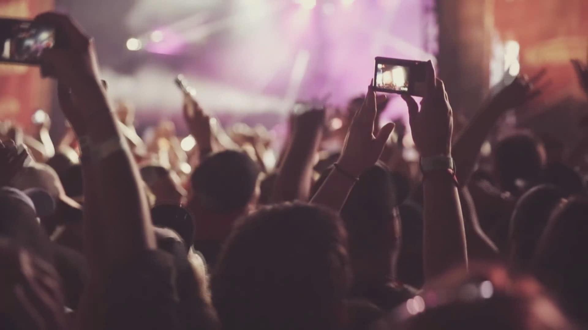 The National - Music festival frenzy