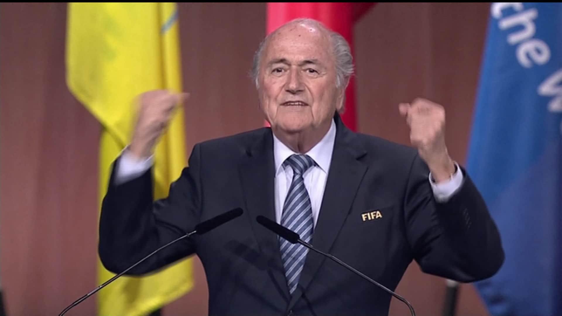 The National - Sepp Blatter holds on to power