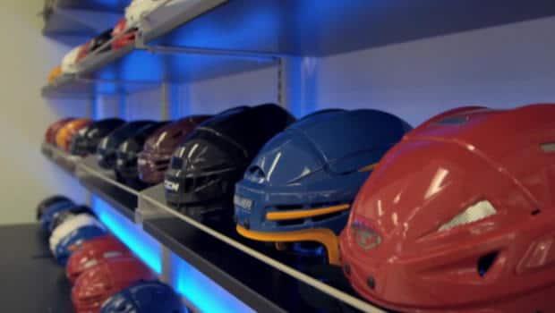 The National - Failing hockey helmets