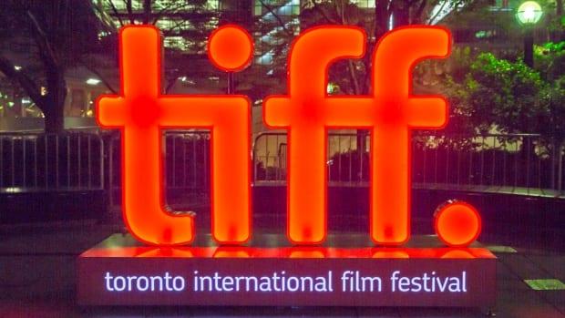 Toronto International Film Festival Neon Sign