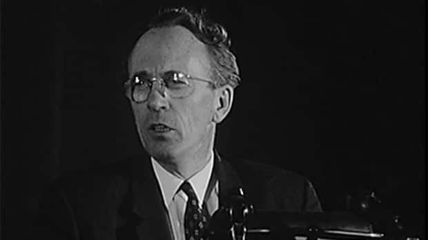 History - From the vault: Tommy Douglas's vision for a nuclear-free Canada