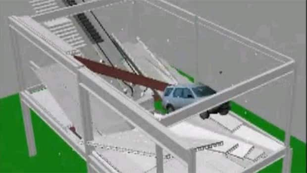 News - Elliot Lake mall collapse animation