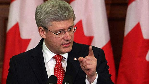 Politics - 'Upset' Harper on Senate scandal