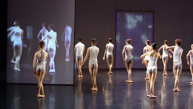 Arts - Ballet and technology