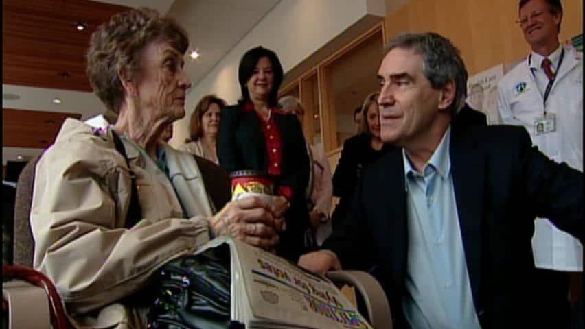 Liberal Leader Michael Ignatieff vows to maintain the annual 6% increase in health-funding transfers after the current health-care accord with the provinces expires in 2014
