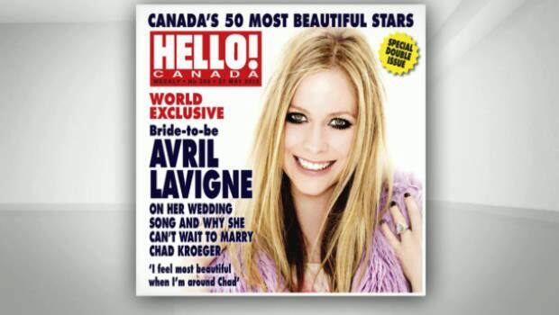 Celebrities - Beautiful Canadians