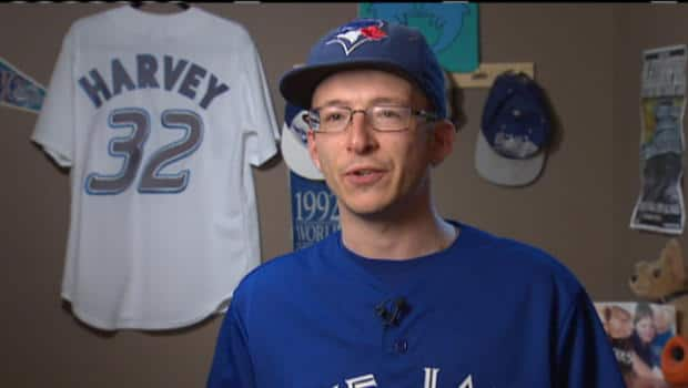 The National - Blue Jays superfan