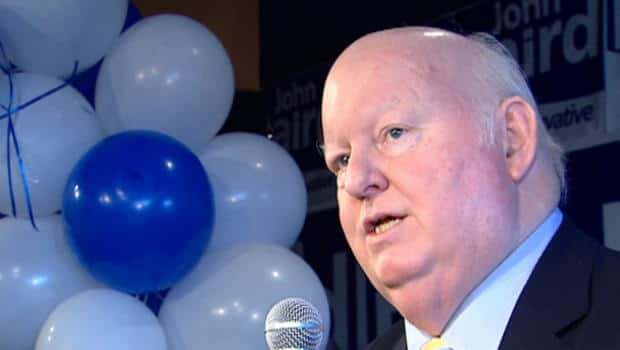Politics - Duffy pushed out