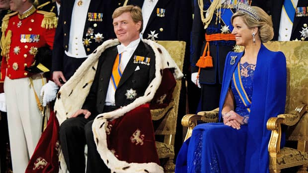 The National - Willem-Alexander becomes Dutch king