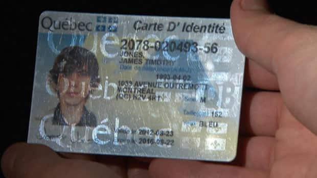 'Novelty' fake ID market thrives
