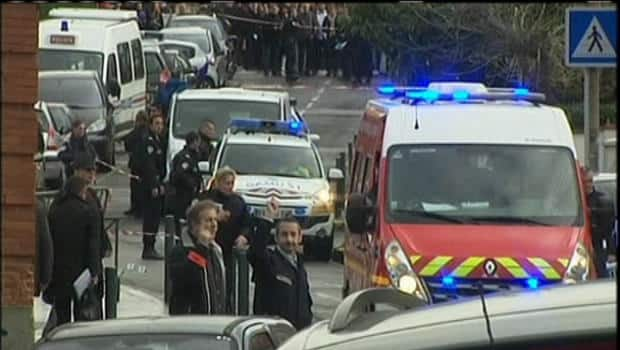For the first time France goes on scarlet alert, which means officials believe an attack is imminent. This comes after Monday's shooting at a Jewish school in Toulouse.