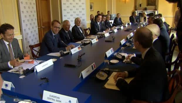 The National - G7 finance ministers cautiously confident