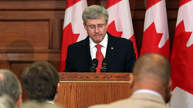 The National - Harper on Senate scandal