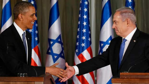 The National - Obama visits Israel