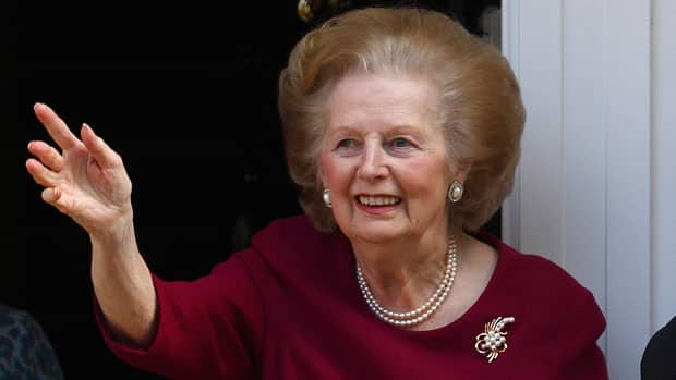 News - Margaret Thatcher dies