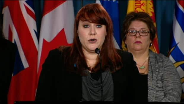 Human Rights Watch says dozens of aboriginal women in B.C. have told them they were physically and sexually abused by police officers, and are demanding the government take action