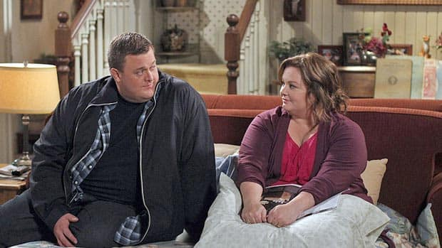 Arts - Mike & Molly finale pulled
