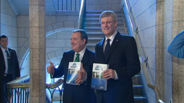 The National - 2013 budget unveiled