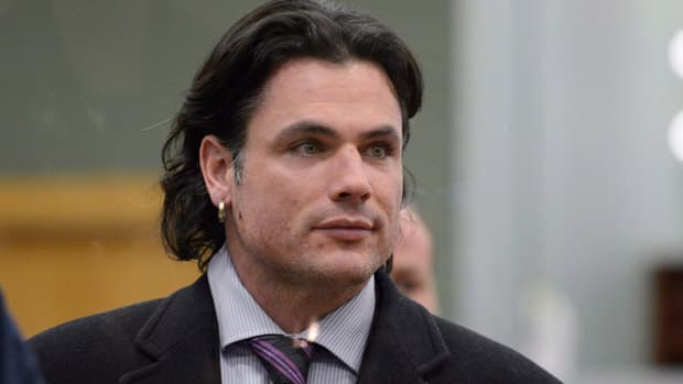 Politics - Brazeau vs. Senate